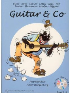 Guitar & Co - Joep Wanders
