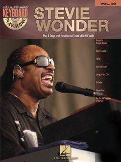 Keyboard Play-Along Vol. 20: Stevie Wonder